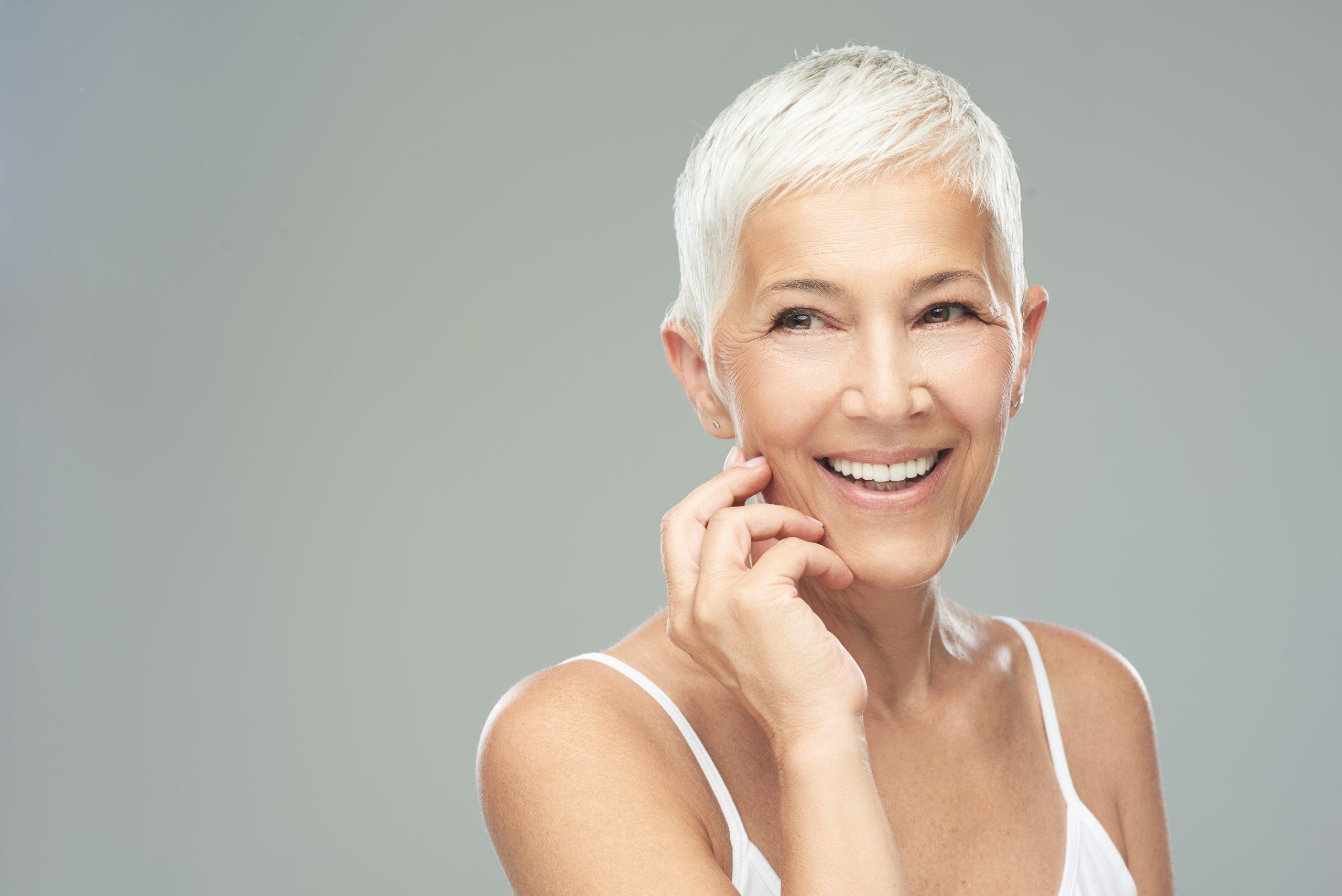 Tränensäcke entfernen Botox Hautverjüngung