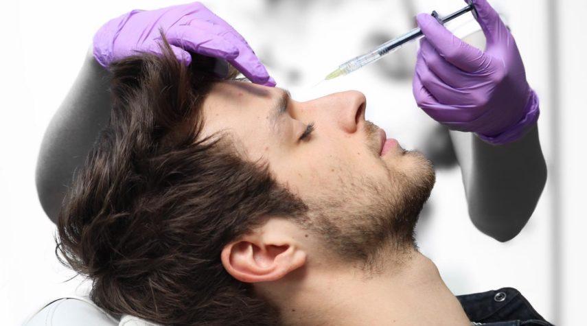 Nasenkorrektur ohne op Hyaluron Nasenkorrektur