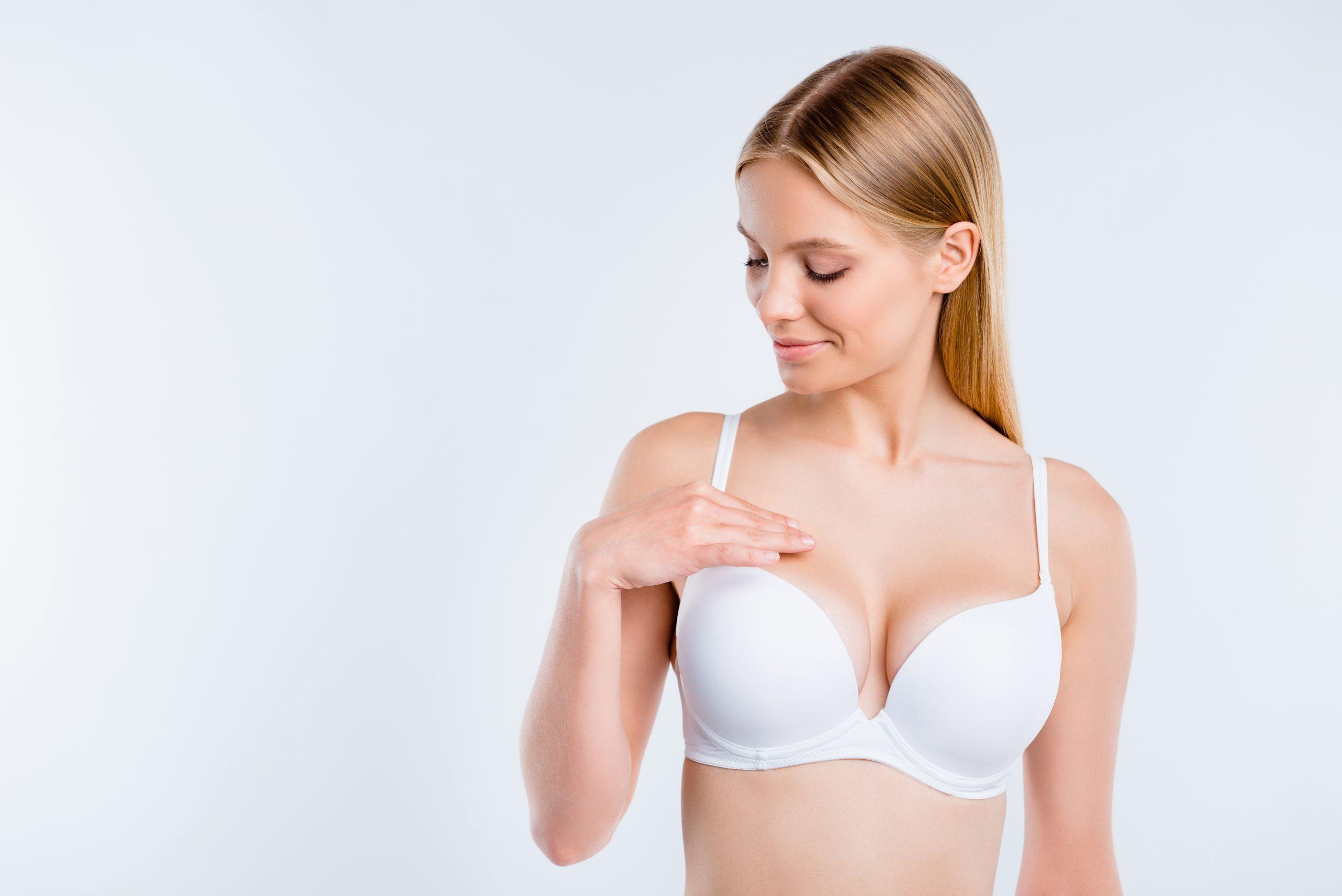 Kapselfibrose Brustvergrößerung München mit Eigenfett