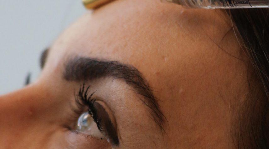 Botox Stirn