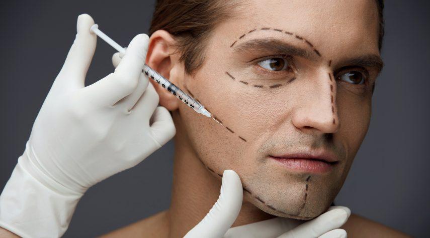 Botox Haute Couture Medizin © Face MEN