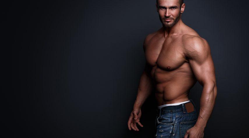 brust mann Haute Couture Medizin © Brust MEN