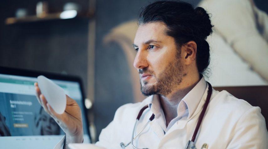 Brustvergrößerung mit Implantaten Dr. Altintas