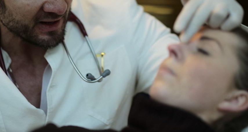 Vorher Nachher Bilder Nasenkorrektur ohne OP