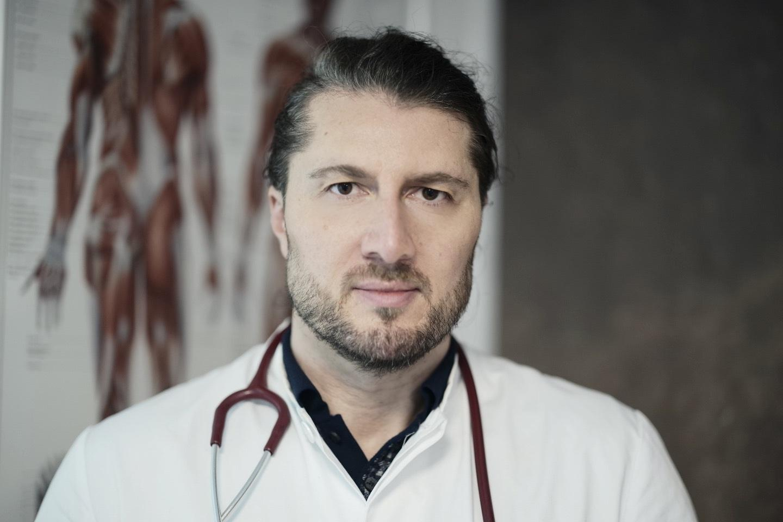Dr. med. A. A. Altintas, MSc. Ärztlicher Direktor